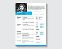 Free Formal Resume Template