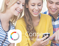 Connect - Social App Design