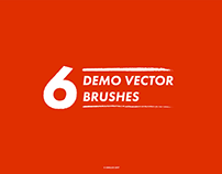 Free Demo Vector Brushes
