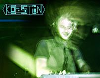COASTIN, logo, poster