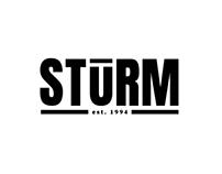 Sturm Promotions Logo Redesign