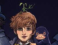 Animales fantásticos, los crímenes de Grindelwald
