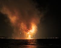 fireworks * 鎌倉花火大会