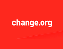 Infographics for Change.org