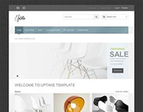 Uptake, WordPress Premium Woocommerce Theme