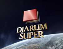 Djarum Super Animated Logo Concept
