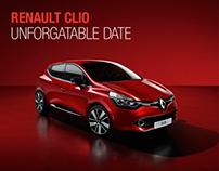 Renault Clio Digital Campaign