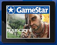 Gamepro / Gamestar iPad Ad