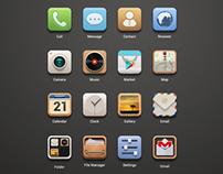 Launcher Icon-Theme