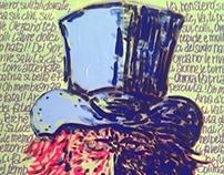 "Contemporary Art:""Tribute to: Master Giuseppe Verdi"""