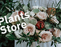 Plants Store Application