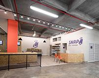 Snap Self Storage reception