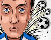 Football Character 2013