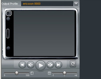 CloseVU Interface Design