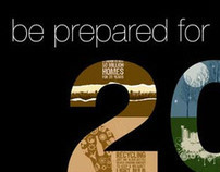 Be prepared for 2011