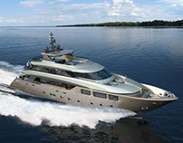 Tecnomar Yacht