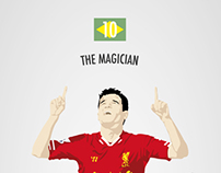 Philippe Coutinho 'The Magician'
