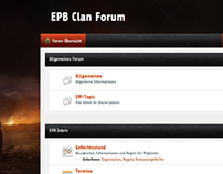 EPB Clan Forum Theme