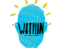 'Within' book design - RSA Student Design Award