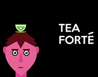Tea Forte // Promotional Packaging