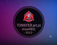 TONIEFER showREEL 2013