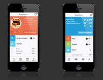 Burgerladen App Design
