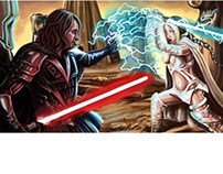 Jedi - Sith Fight