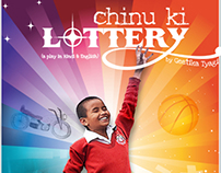 CHINU KI LOTTERY [CHINU'S LOTTERY] School Play Poster