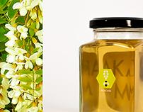 méz csomagolás / honey packaging