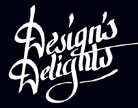 Design's Delights  logotype