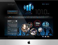 Alfa Radio Website
