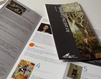 Akron Art Museum Patron Brochures