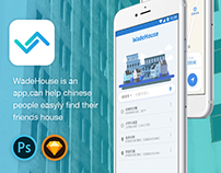 WadeHouse Mobile Application