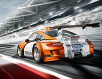 Porsche Racing 2013 | CGI