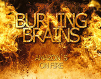 CD Amazon´s on Fire released by Burning Brains The Band