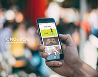 Chousen proyecto