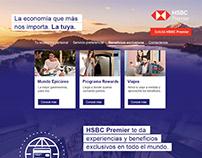 HSBC Premier Web
