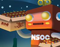 Invasión NSOC
