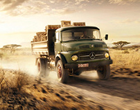 "Mercedes-Benz ""Trucks"""