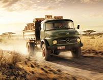 "Mercedes-Benz ""Trucks"""