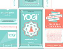 Yogi Tea (packaging)