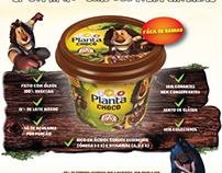 Cartaz Planta Choco Max