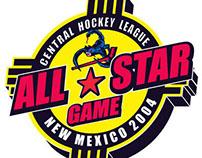 2004 Central Hockey League All-Star Game logo