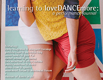 loveDANCEmore: a performance Journal