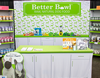 Better Bowl Expo Display
