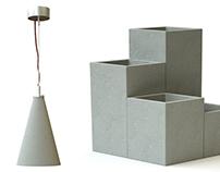 Concrete products - produkty z betonu
