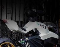 VertiGO | Electrically powered racer