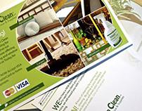 Island Green Clean - Company Branding