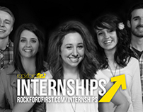 Rockford First Internship Rebrand