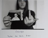 Fragmented Self Image